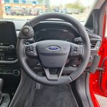 PB Demo Car Fiesta Hand Controls and Quick Release Steering Ball