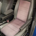 Adjustable car seat