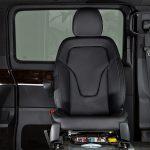 Car adaptation - power seat base