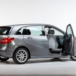 Swivel seat for car adaptation